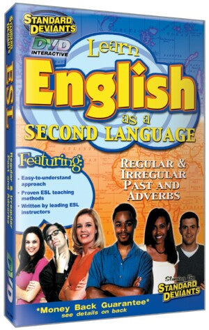 ESL Program 4: Regular and Irregular Past and Adverbs