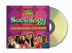 Standard Deviants School Sociology Companion CD