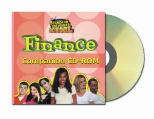 Standard Deviants School Finance Companion CD