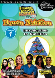 Standard Deviants School Nutrition Module 1: Intro