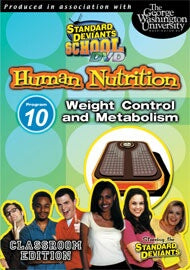 Standard Deviants School Nutrition Module 10: Weight Control