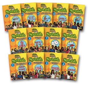 Standard Deviants School Spanish (13 Pack)