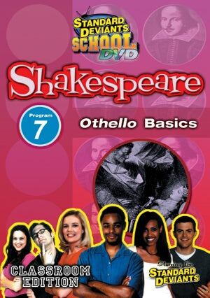 Standard Deviants School Shakespeare Module 7: Othello Basics