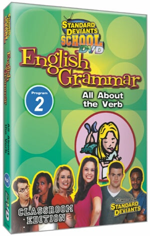 Standard Deviants School English Grammar Module 2: All About the Verb