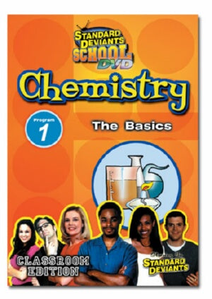 Standard Deviants School Chemistry Module 1: The Basics