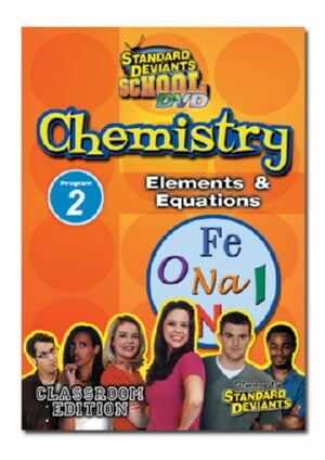 Standard Deviants School Chemistry Module 2: Elements & Equations