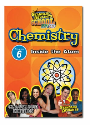 Standard Deviants School Chemistry Module 6: Inside the Atom