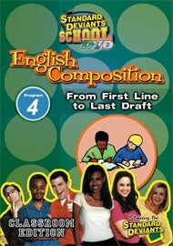 Standard Deviants School English Composition Module 4: From First Line to Last Draft