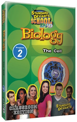 Standard Deviants School Biology Module 2: The Cell