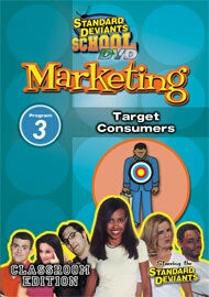 Standard Deviants School Marketing Module 3: Target Consumers