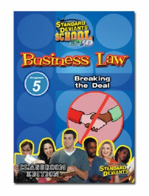 Standard Deviants School Business Law Module 5: Breaking the Deal