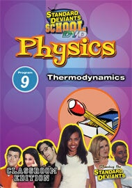 Standard Deviants School Physics Module 9: Thermodynamics