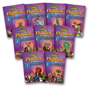 Standard Deviants School Physics (9 Pack)
