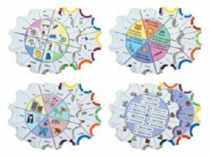 Learning Wrap Ups Palette Early Vocabulary Cards