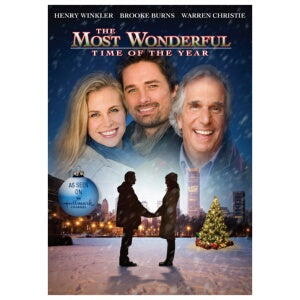 Most Wonderful Time Of The Year - Christmas DVD