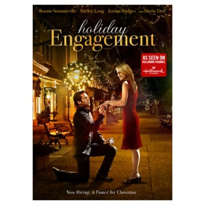 Holiday Engagement Christmas DVD