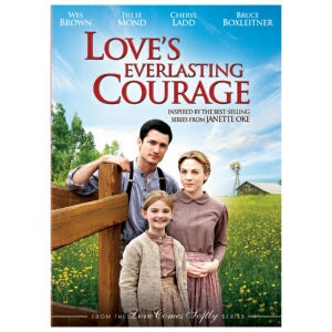 Loves Everlasting Courage #10 - Christmas DVD