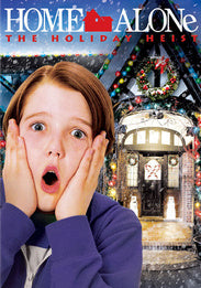 Home Alone: The Holiday Heist DVD