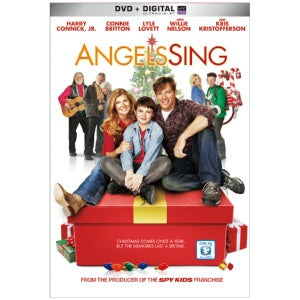 Angels Sing Christmas DVD