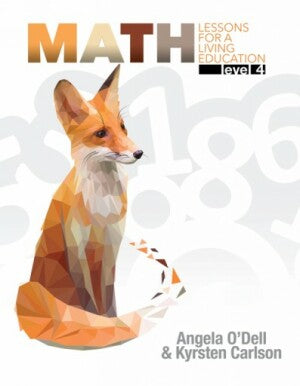 Math Lessons for a Living Education Level 4