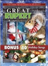 Great Rupert (Mp3) Christmas DVD