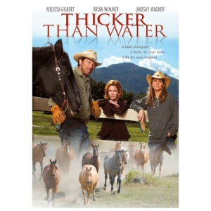Thicker Than Water - Christmas DVD