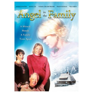 Angel In The Family - Christmas DVD