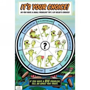 Kelso's Choice Wheel Full-Color Posters