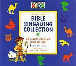Cedarmont Kids/Bible Singalong (3 CD)