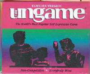 Ungame-Pocket/Family Version (2-Up Players)