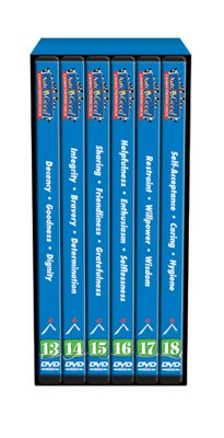Auto-B-Good Boxed Set (Vol 13-18)