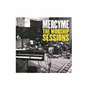 MercyMe - The Worship Sessions CD