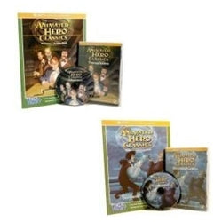 American Inventors Interactive DVD Package-Benjamin Franklin and Thomas Edison