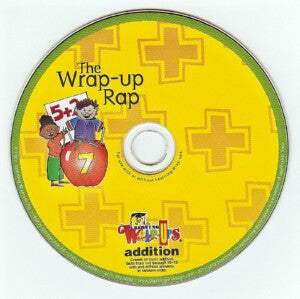 Learning Wrap Ups Addition CD