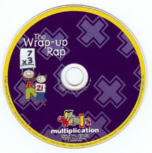 Learning Wrap Ups Multiplication CD