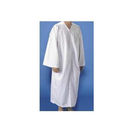 Robe-Pleated Baptismal For Women-Large