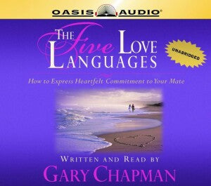 The Five Love Languages Audiobook (5 CD)