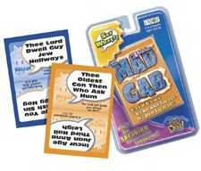 Game-Bible Mad Gab Card Game (2 Or More Players)