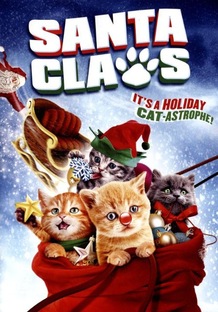 Santa Claws Christmas DVD