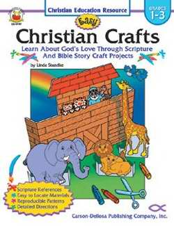 Easy Christian Crafts (Grades 1-3)