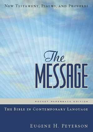 Message New Testament Pocket Edition