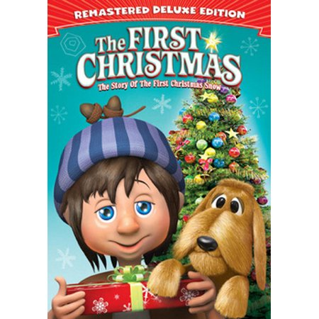 First Christmas Christmas DVD