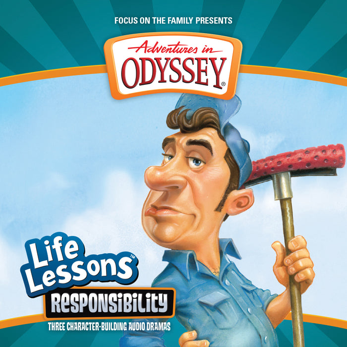 Audio CD-Responsibility (Adventures In Odyssey Life Lessons #12)