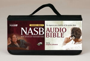 NASB Complete Bible (Voice Only) (58 CD)