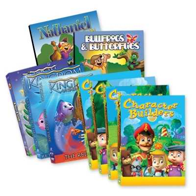 Horizons-Preschool Complete Multimedia Set