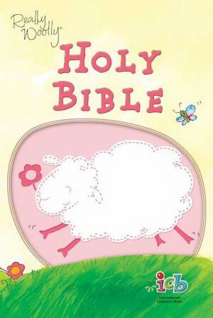 ICB Really Wooly Holy Bible Pink LeatherSoft