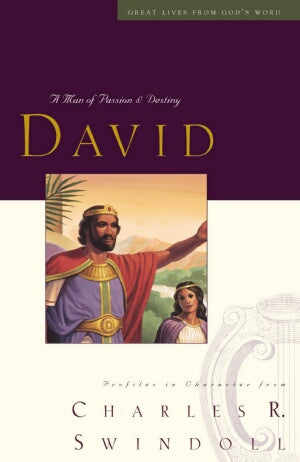 David: Man Of Passion & Destiny (Great Lives)