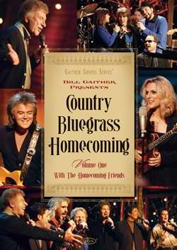 DVD-B Gaither's Country Bluegrass Homecoming V1