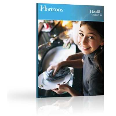 Horizons-Health Workbook (Grade  7 & 8)
