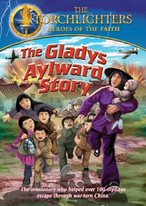 Torchlighters - Gladys Aylward DVD